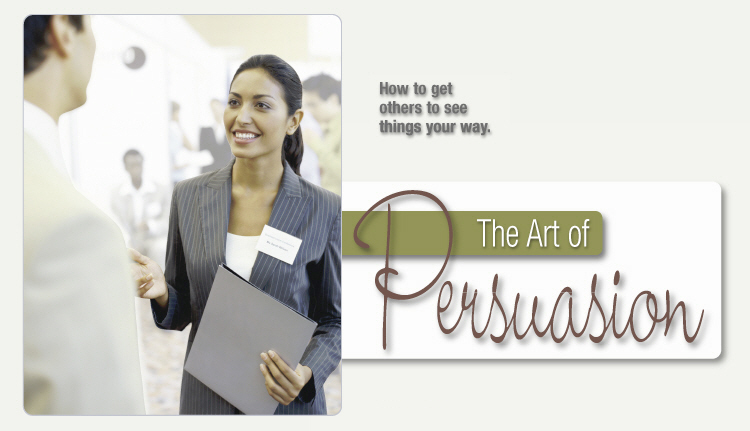 """the art of persuation National & world affairs the art of political persuasion """"there's a whole host of  things going on in social psychology, psychology, and."""