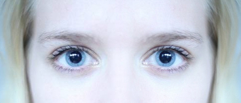 Pupil dilation interest in opposite sex