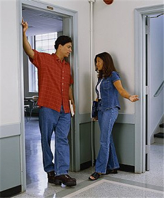 Body Language Signals Tied To Perceptions Of Height And