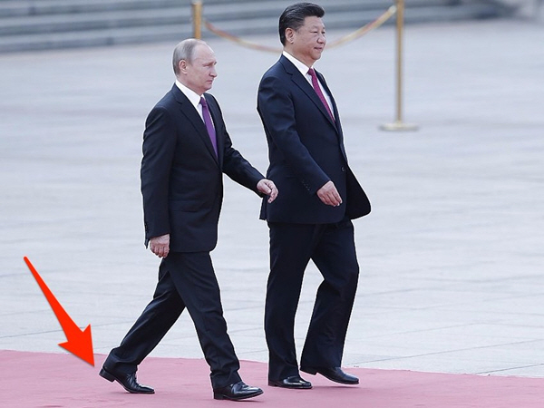 Body Language - Signals Tied To Perceptions Of Height And ...